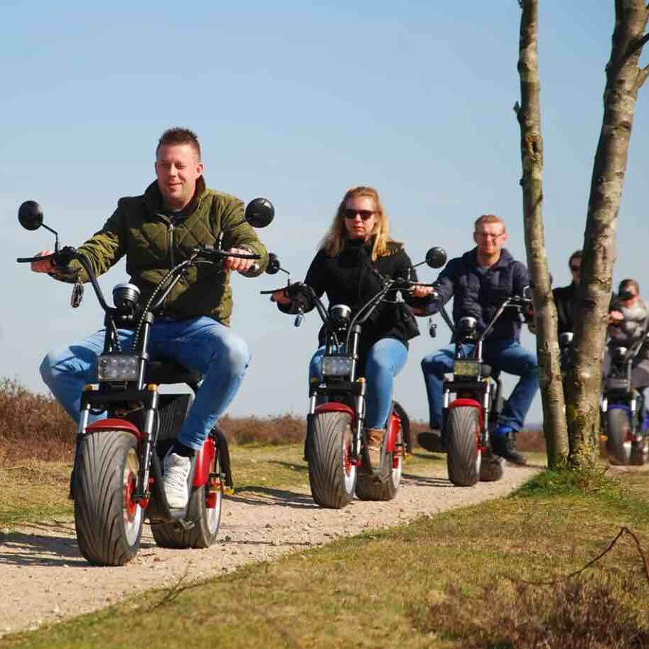 E-scooter tour Eindhoven