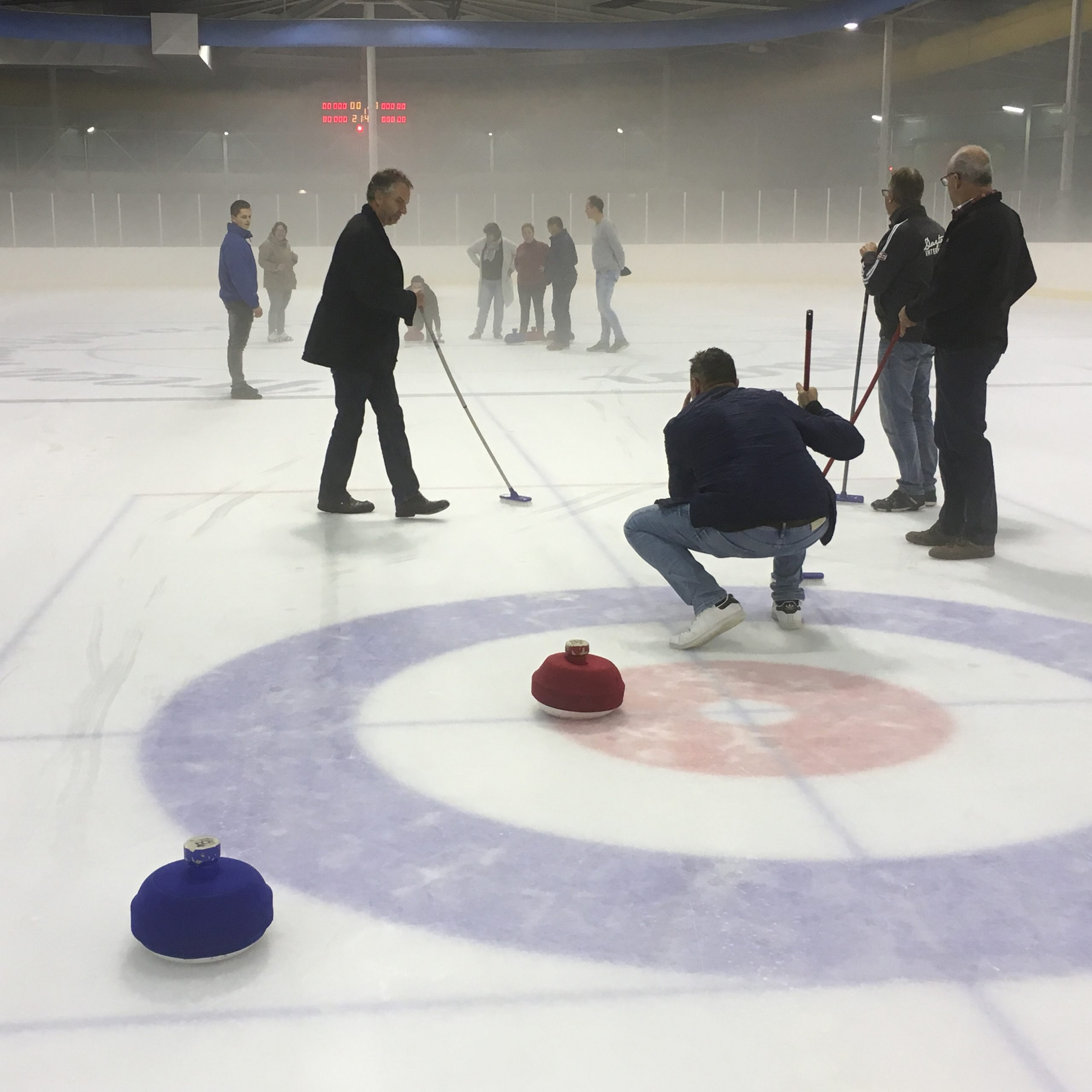 Workshop Fun Curling Eindhoven en omstreken