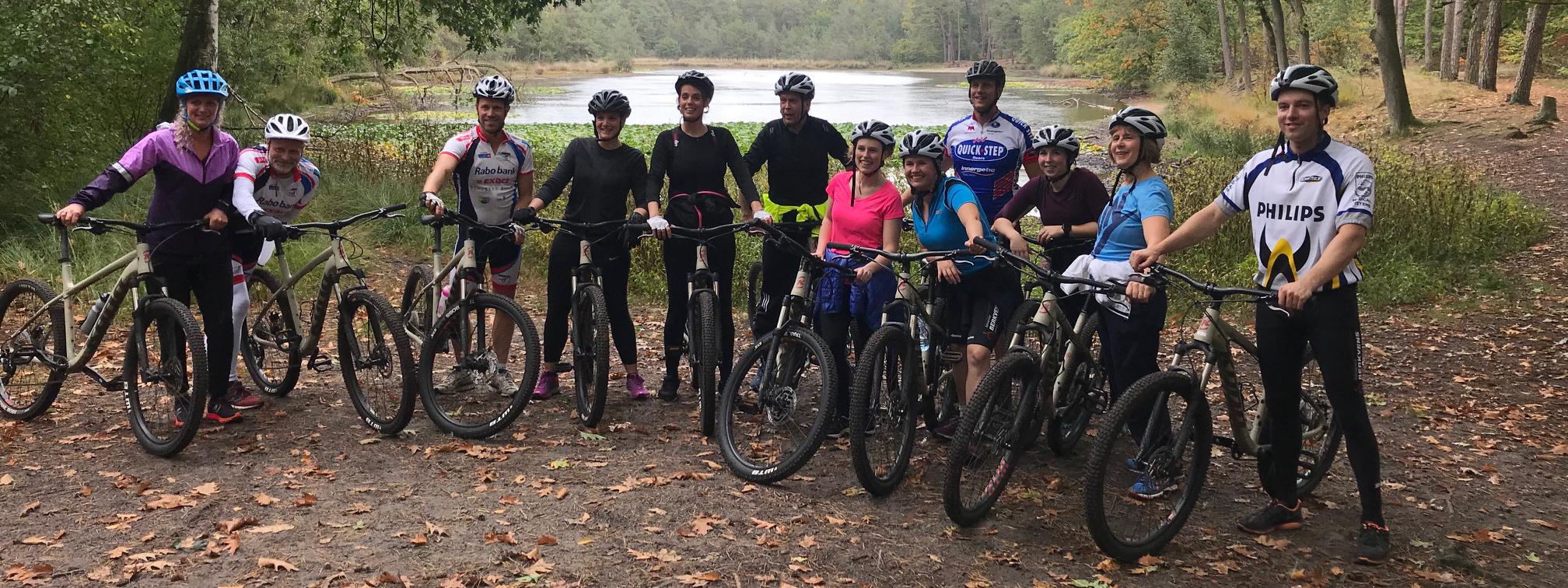 Mountainbike tour Eindhoven