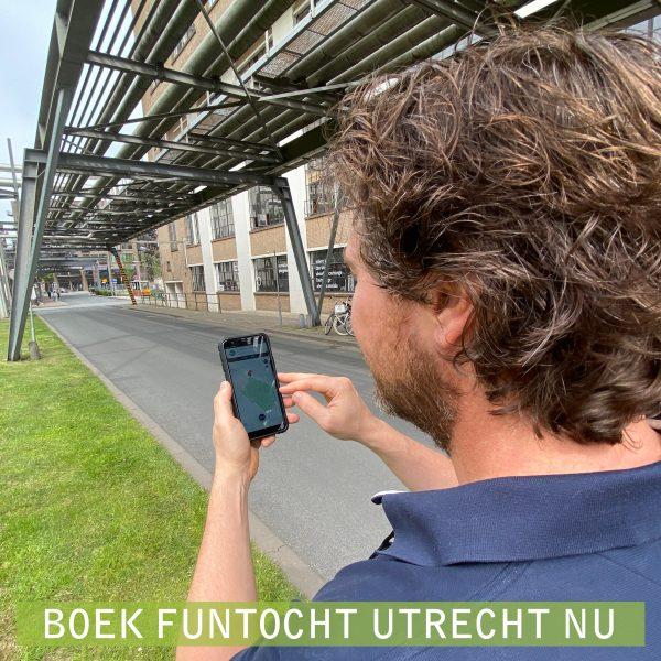 Wandeltocht Utrecht