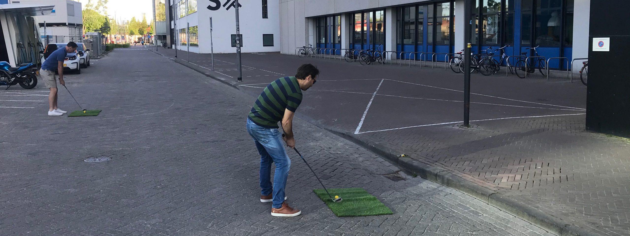 streetgolf