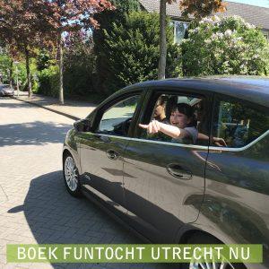 Autopuzzeltocht Utrecht