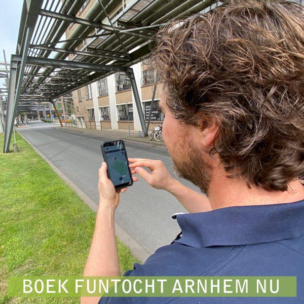 Wandeltocht Arnhem