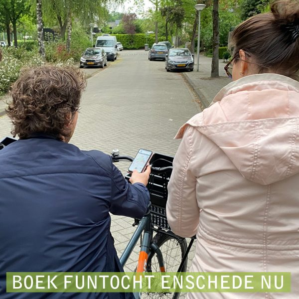 Fiets Fun Tocht Enschede