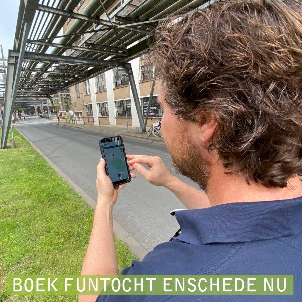 Stadsspel Enschede