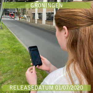 Wandeltocht Groningen