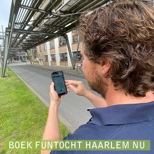 Wandeltocht Haarlem