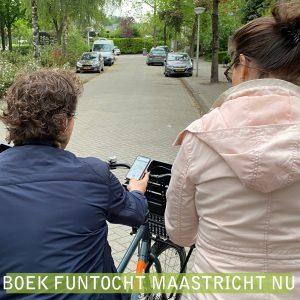 Fiets Fun Tocht Maastricht
