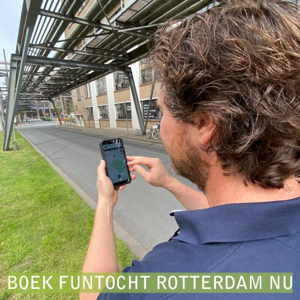 Wandeltocht Rotterdam