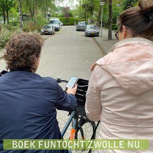 Fiets Fun Tocht Zwolle