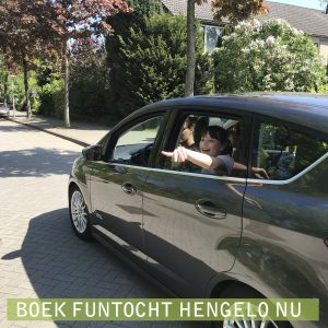 autopuzzeltocht Hengelo