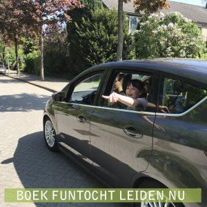 autopuzzeltocht Leiden