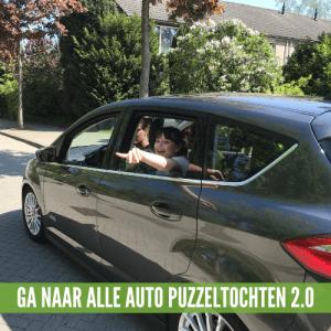 autopuzzeltochten fun tochten nederland