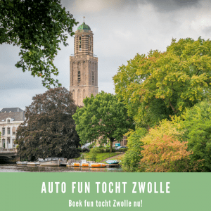 auto tocht zwolle